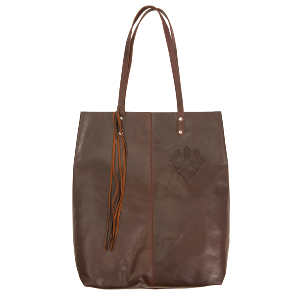 Image For Canyon Leather Tote