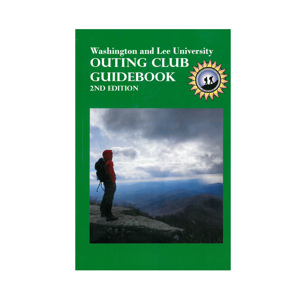 Cover Image For Outing Club Guidebook Second Edition (PB)