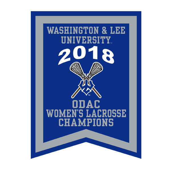 Image For 2018 ODAC Women's Lacrosse Banner