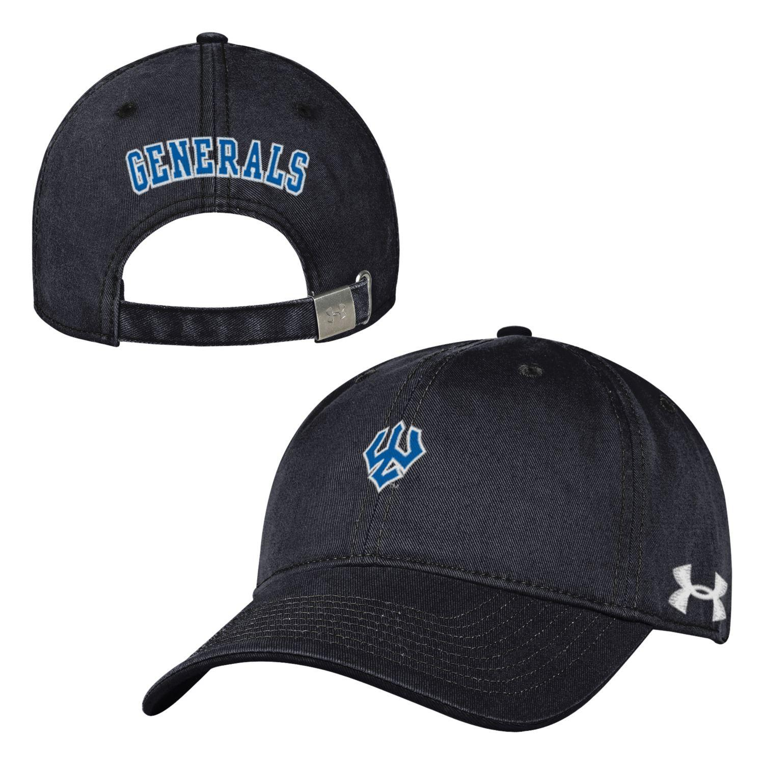 Image For Under Armour Garment Washed Generals Hat