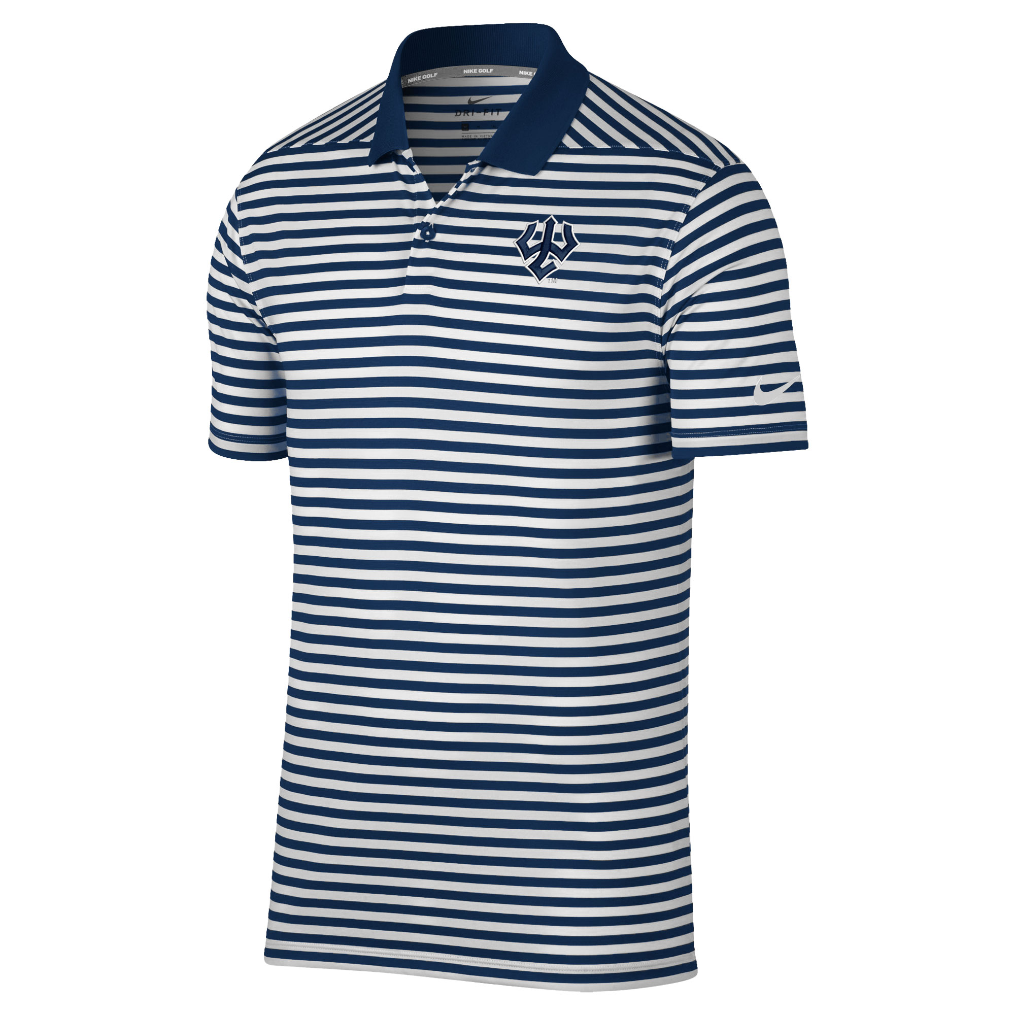Cover Image For Nike Victory Stripe Polo