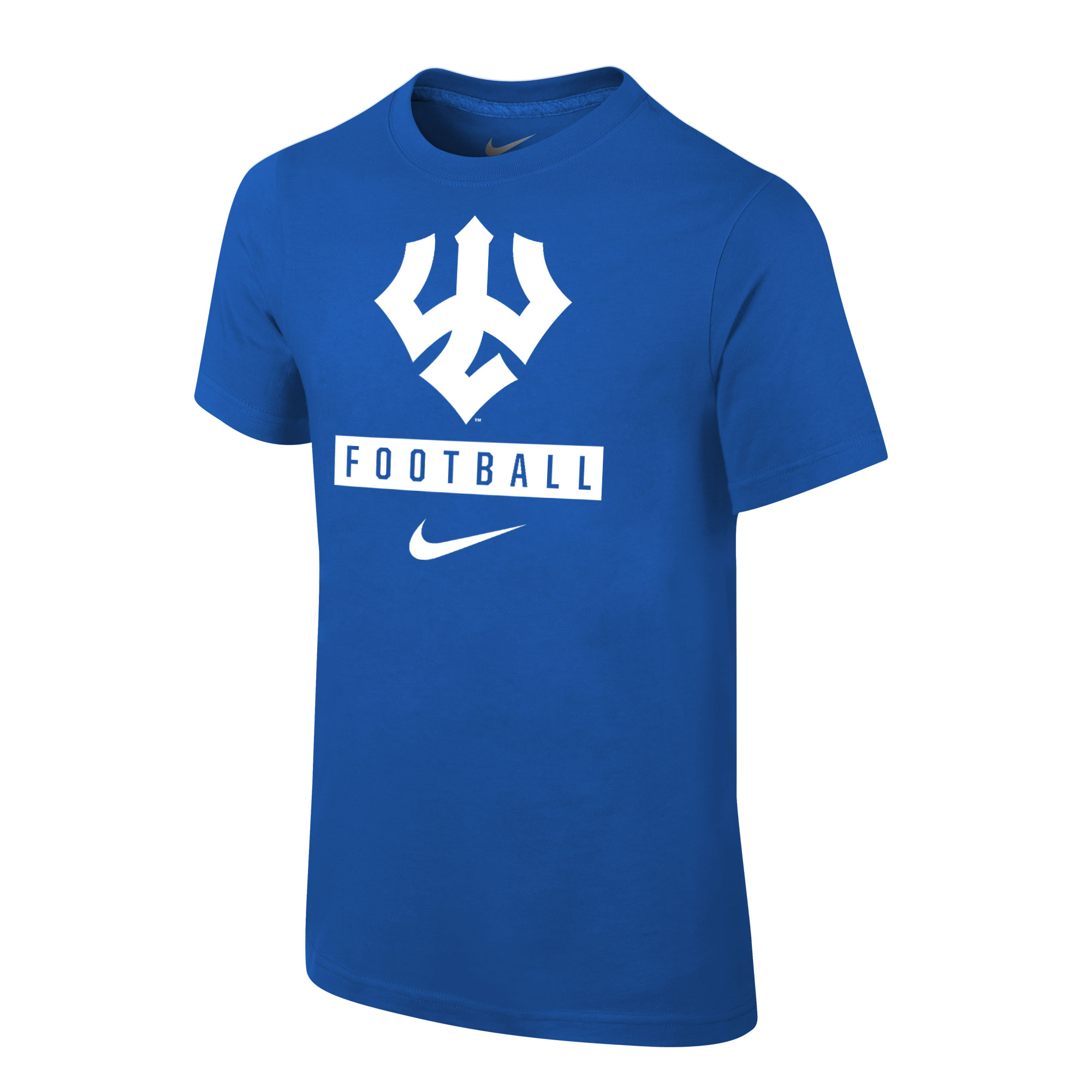 Image For Nike Football Tee, Youth