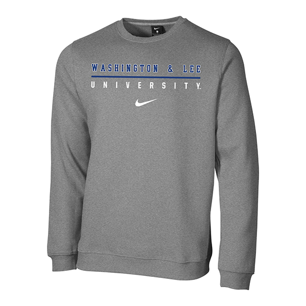 Image For Nike Club Fleece Crew