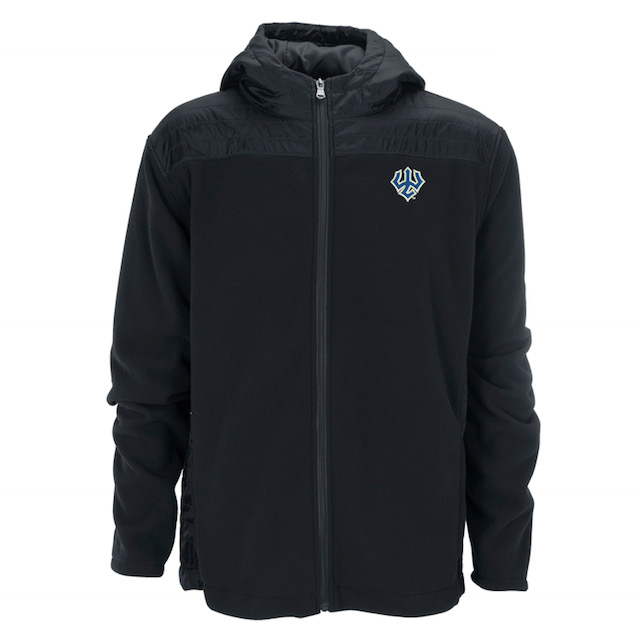 Image For Yukon Full-Zip Fleece Hooded Jacket