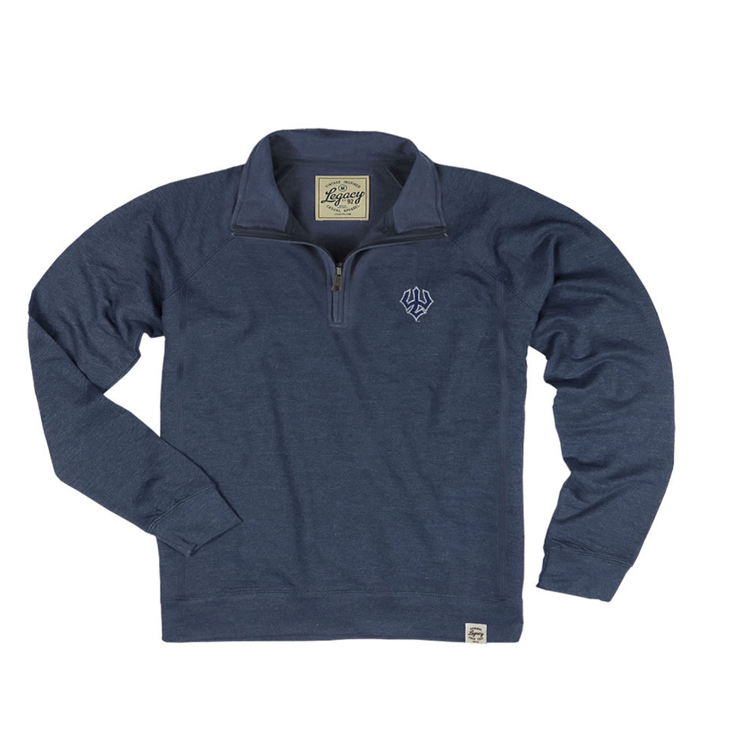 Image For Legacy French Terry 1/4 Zip, Youth