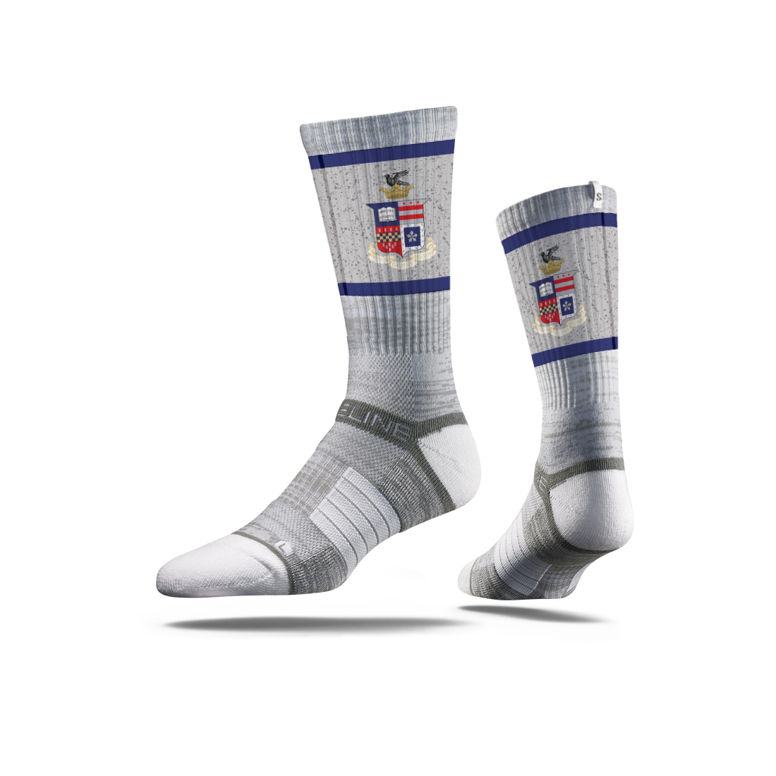Image For Strideline Premium Crew Socks