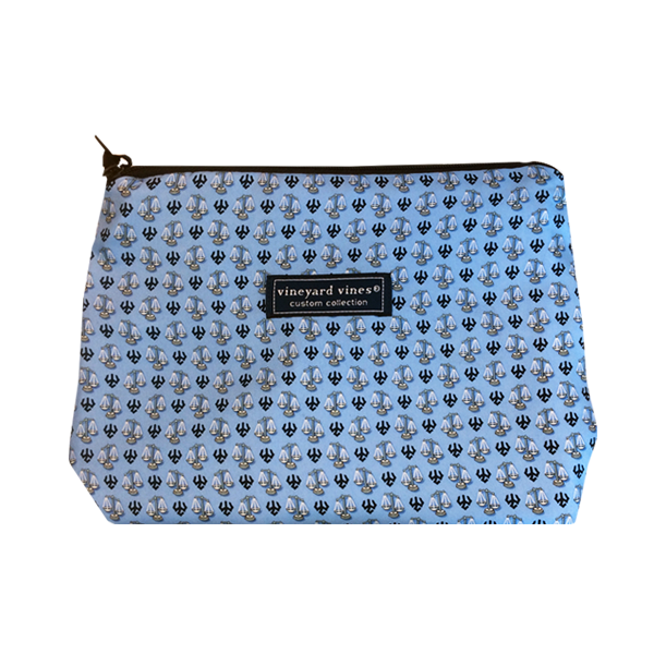 Image For Vineyard Vines Law Makeup Bag