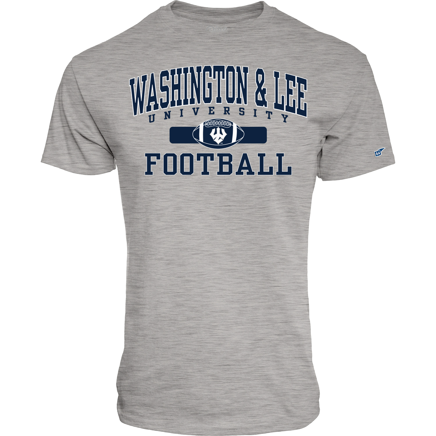 Image For Blue 84 Football Tee