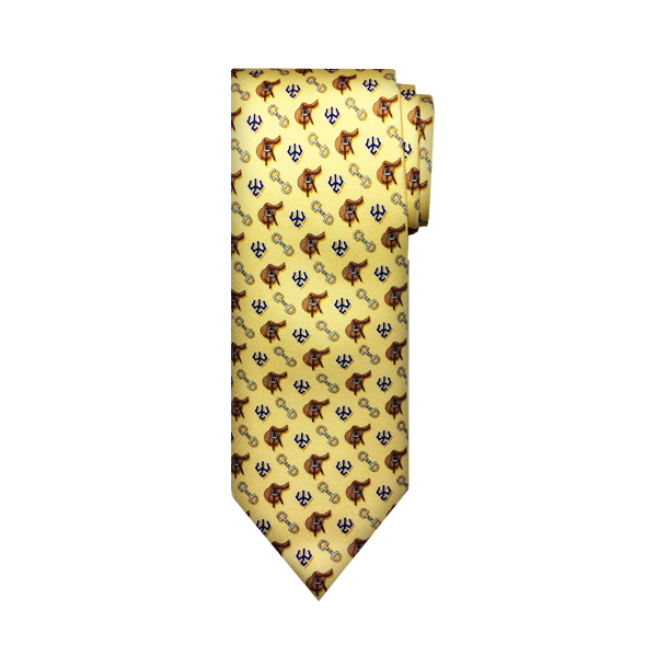 Image For Vineyard Vines Equestrian Tie