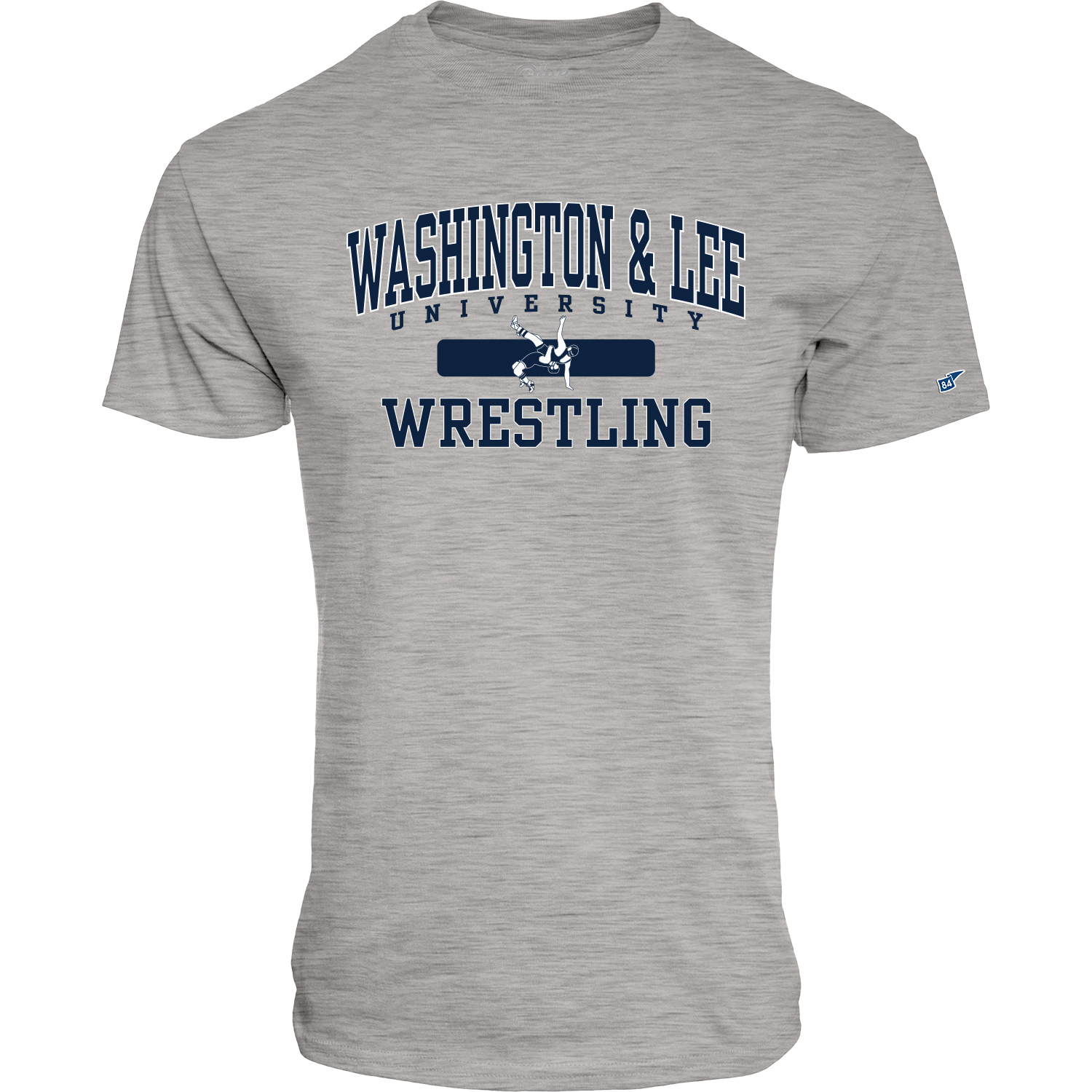 Image For Blue 84 Wrestling Tee