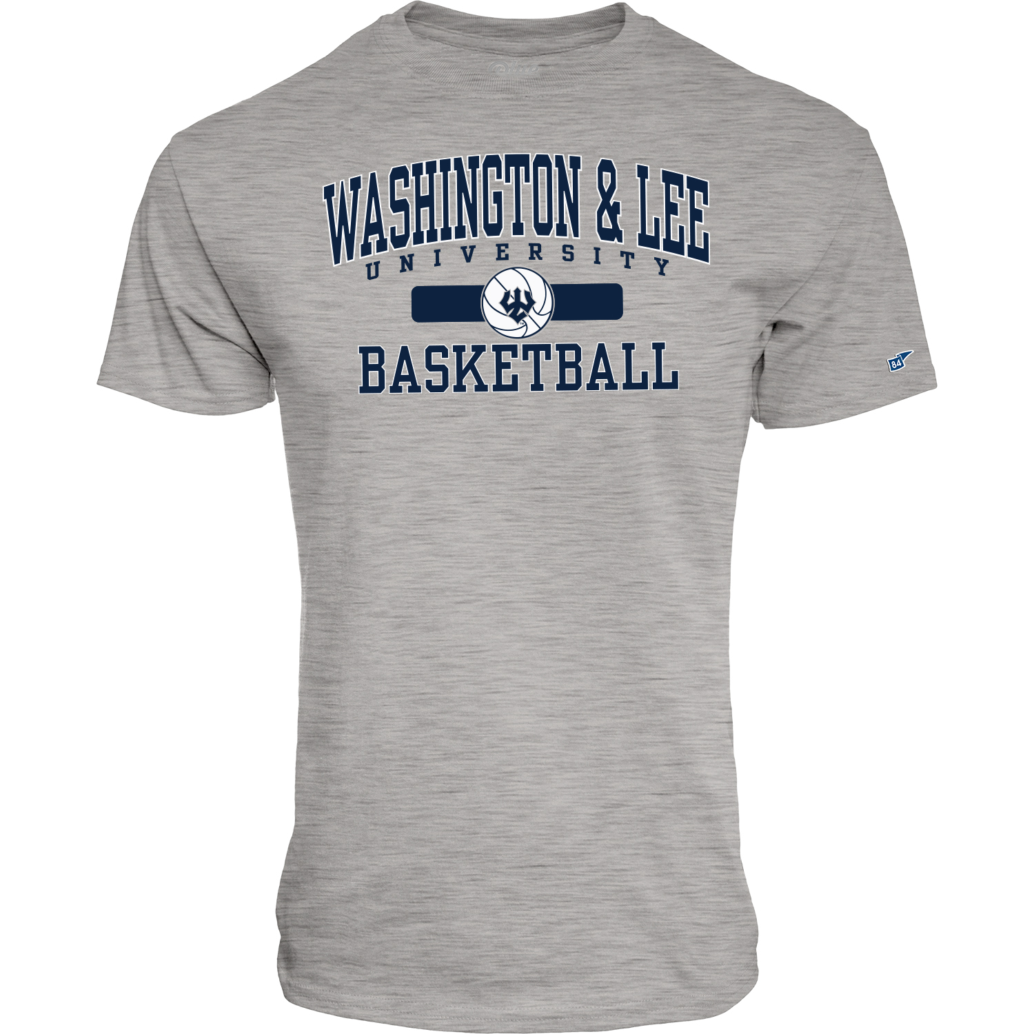 Image For Blue 84 Basketball Tee
