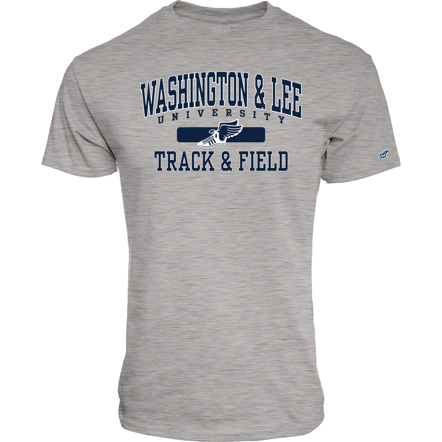 Image For Blue 84 Track and Field Tee