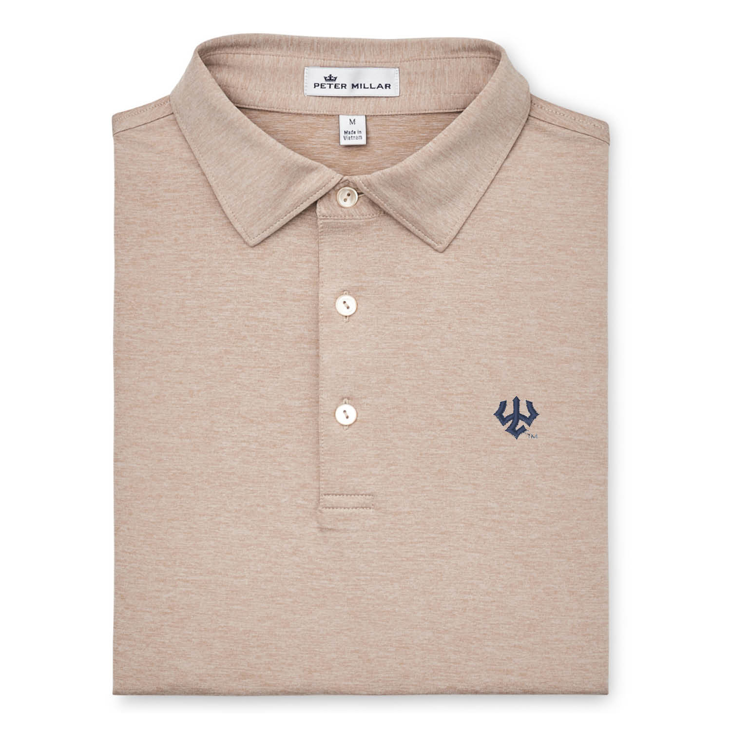 Cover Image For Peter Millar Stretch Jersey Polo