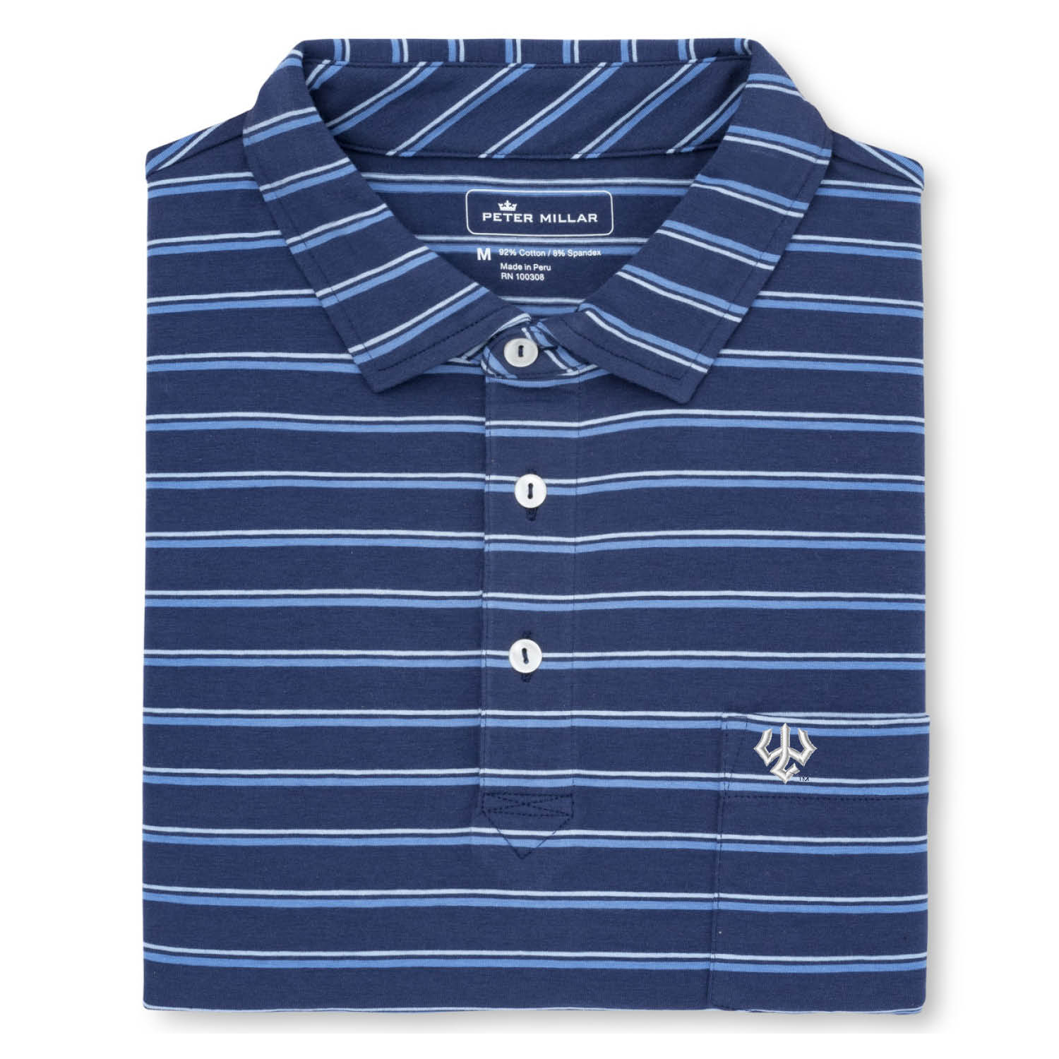 Image For Peter Millar Seaside Polo