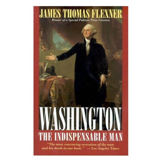 Image For Washington: The Indispensable Man (PB)
