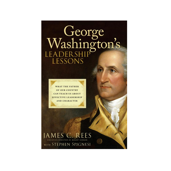 Image For George Washington's Leadership Lessons (PB)