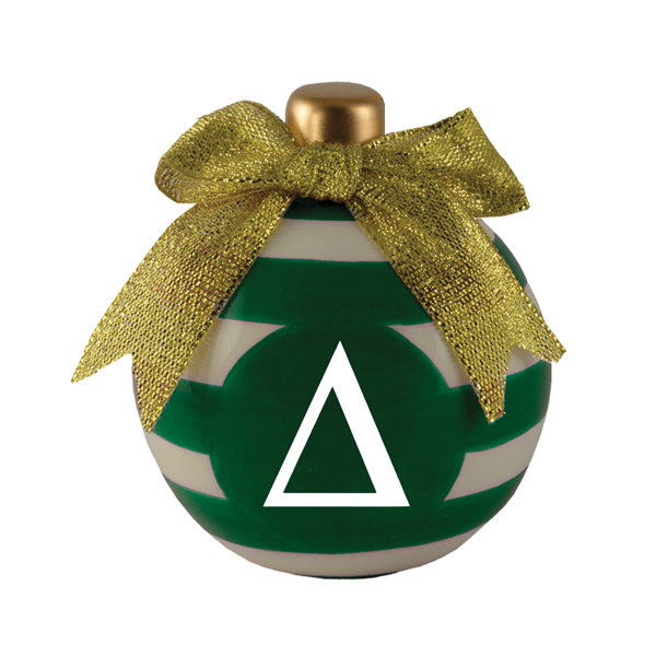Image For Delta Ceramic Ornament