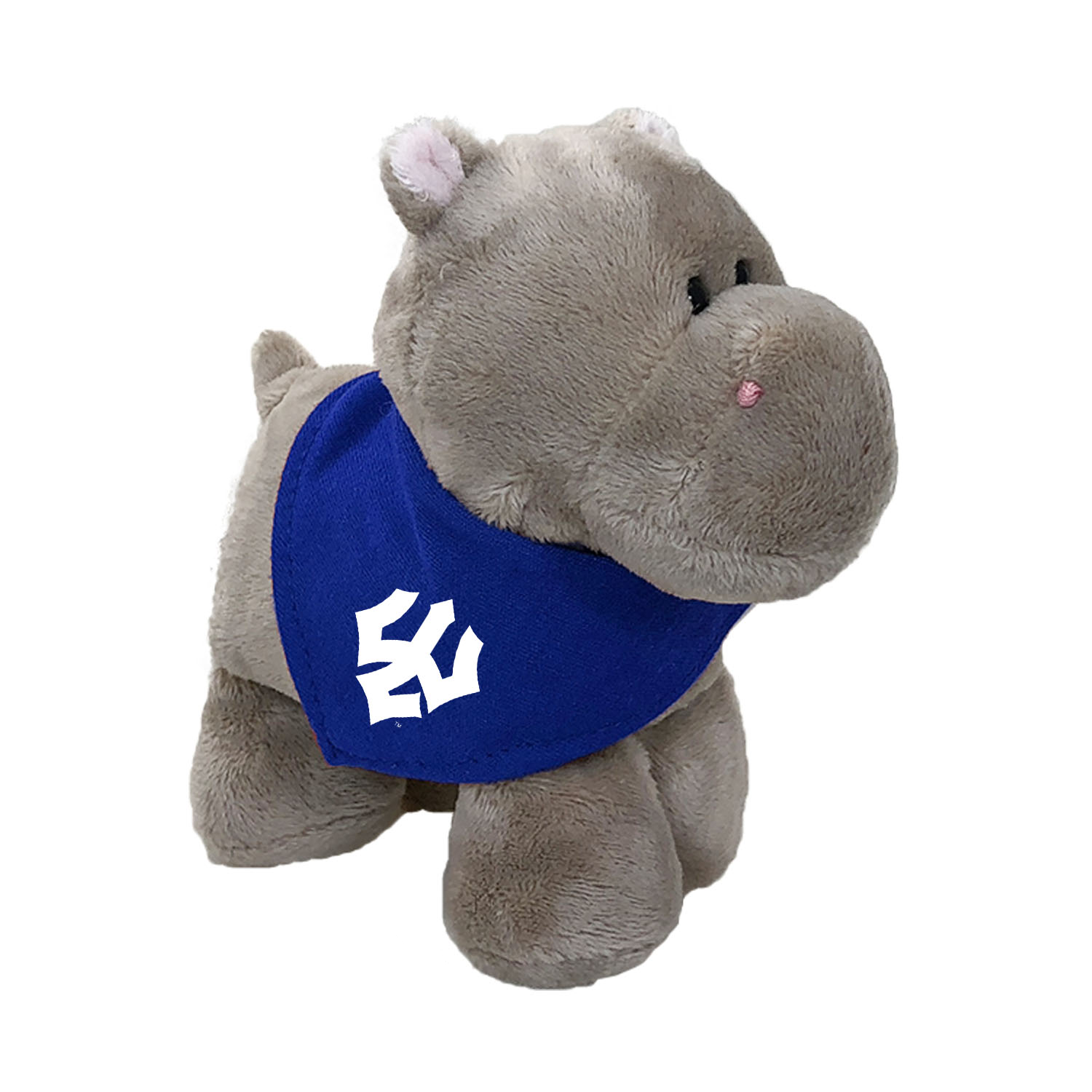 Image For Hippo Short Stack Plush