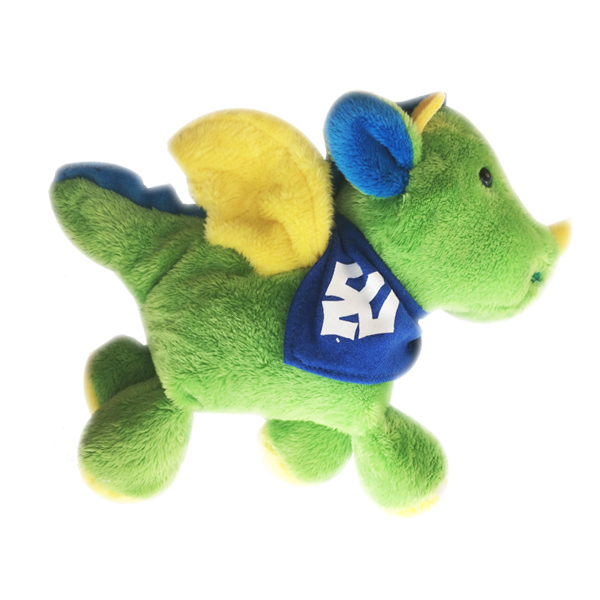Image For Dragon Short Stack Plush