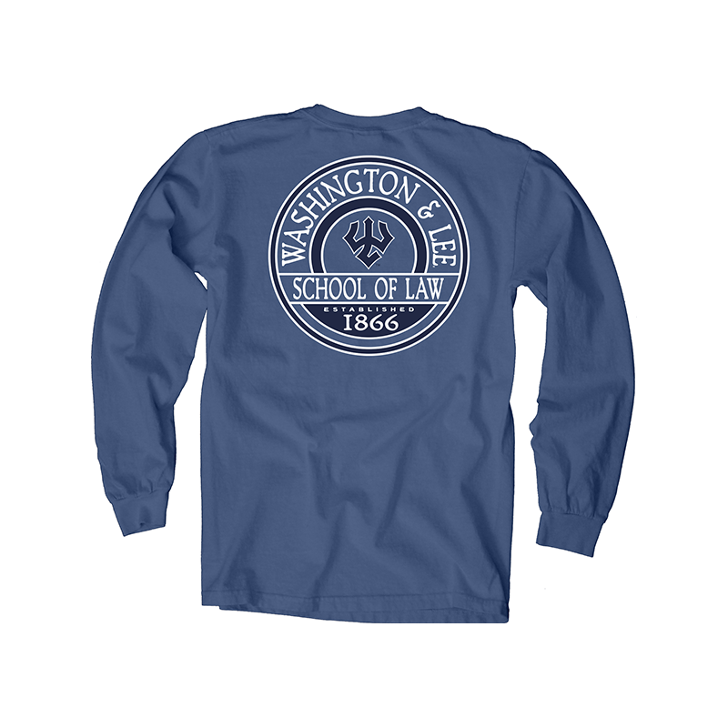 Image For Blue 84 Law Long Sleeve Tee