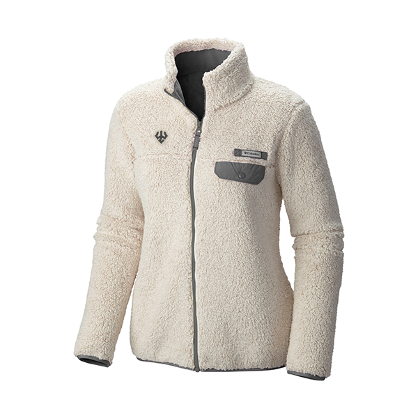 Image For Columbia 'Mountainside Heavyweight' Fleece Full Zip