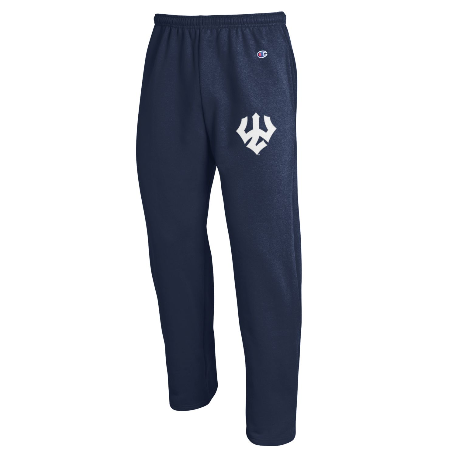 Image For Champion Eco Powerblend Sweatpant, Navy
