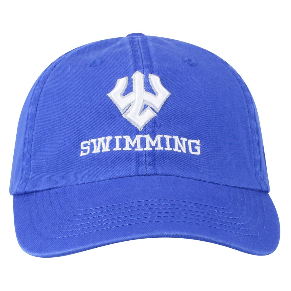 Image For Swimming Hat, Royal