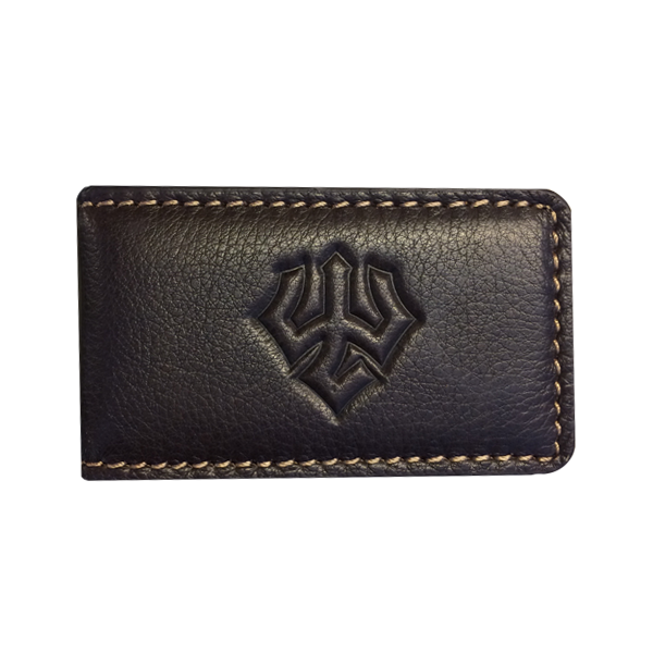 Cover Image For Magnetic Trident Money Clip