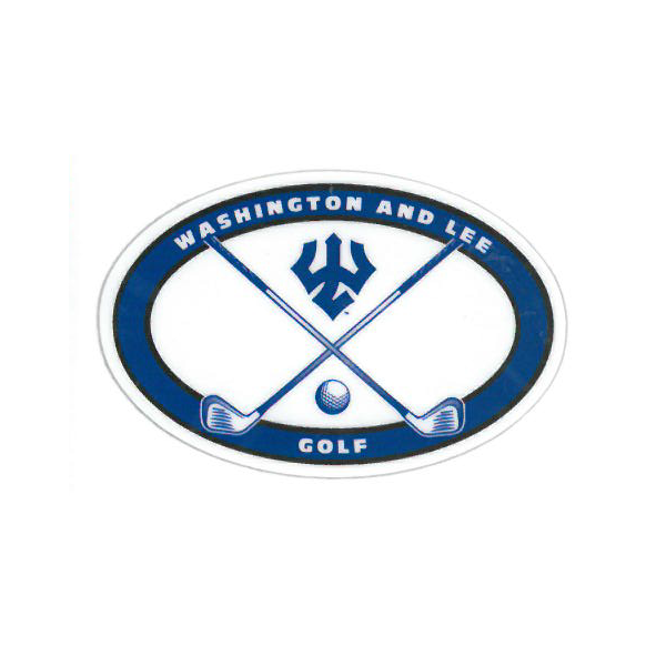 Image For Dizzler Golf Decal, Small