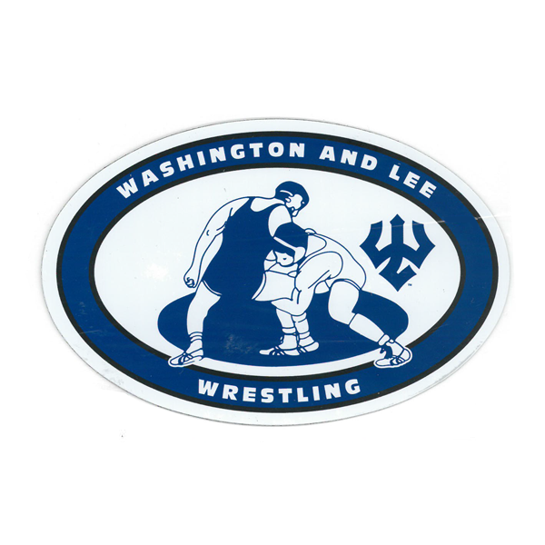 Image For Wrestling Auto Magnet