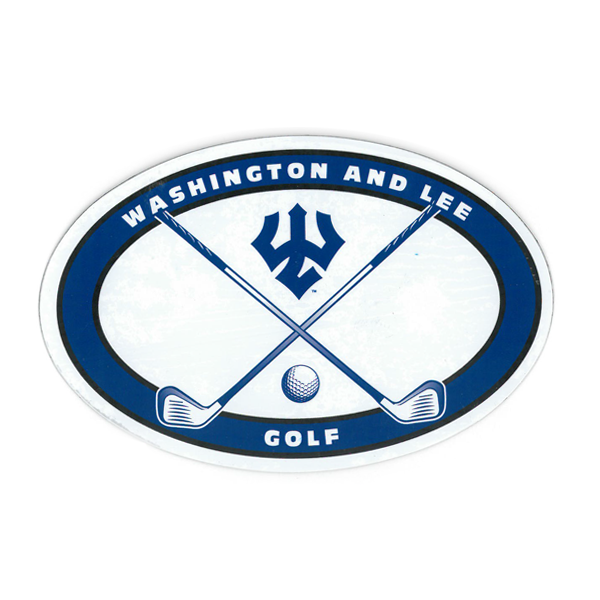 Image For Golf Auto Magnet