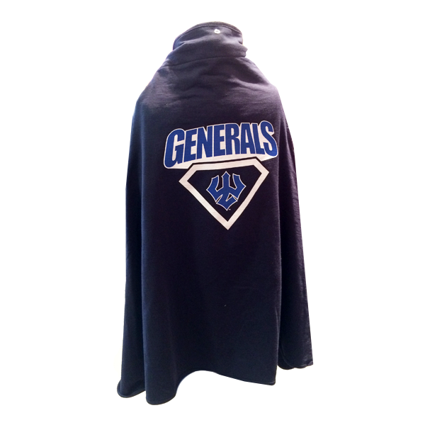 Image For Generals Cape Drape