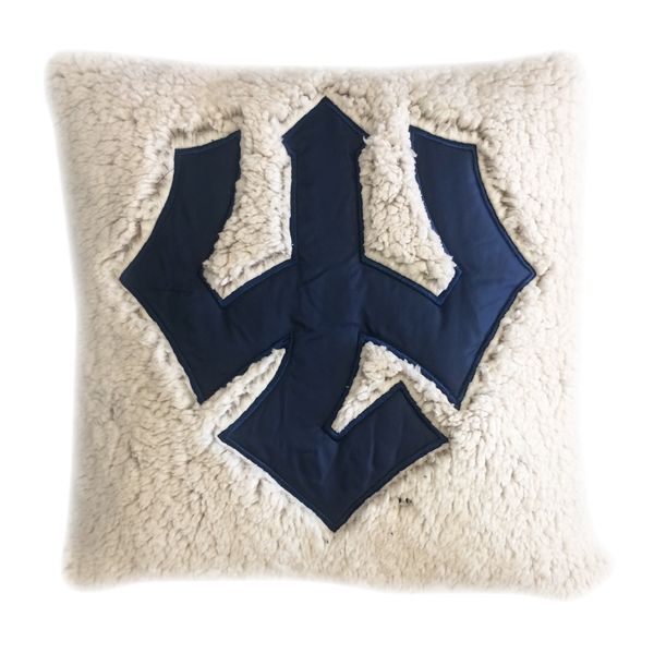 Image For Sherpa Trident Pillow