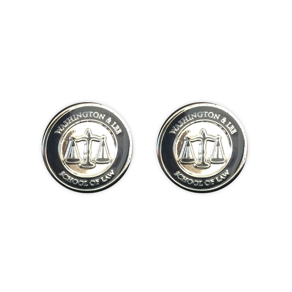 Image For Law Scales Cufflinks