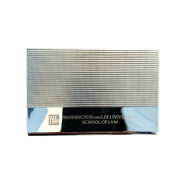 Image For Law Business Card Holder