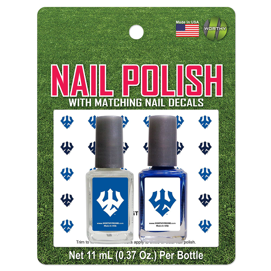 Image For Trident Nail Polish and Decals
