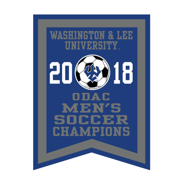 Image For 2018 ODAC Men's Soccer Banner