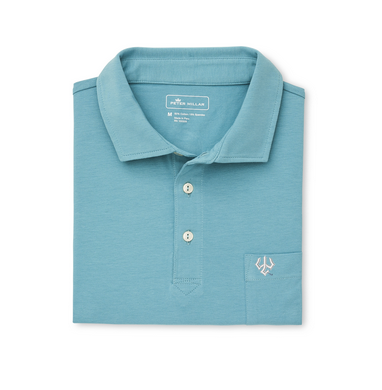 Image For Peter Millar Seaside Wash Polo