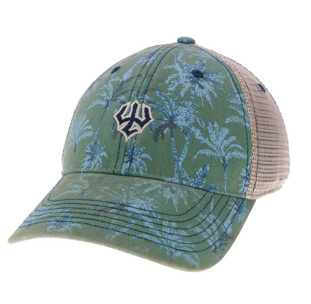 Image For Legacy Tropical Trucker Hat
