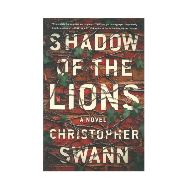 Image For Shadow of the Lions: A Novel (PB)