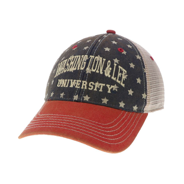 Image For Legacy 'Merica Trucker Hat