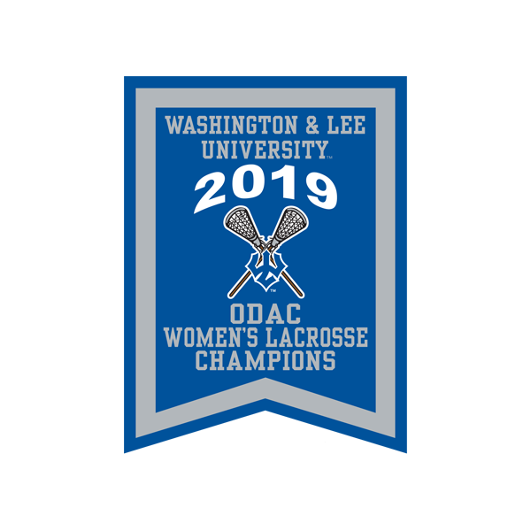 Image For 2019 ODAC Women's Lacrosse Banner