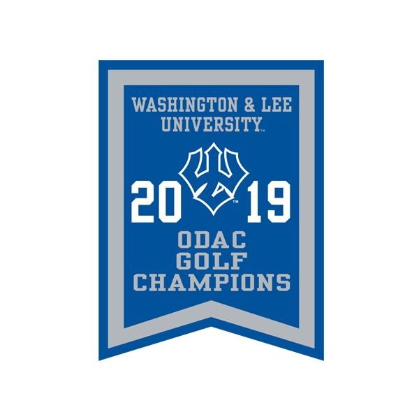 Cover Image For 2019 ODAC Golf Banner