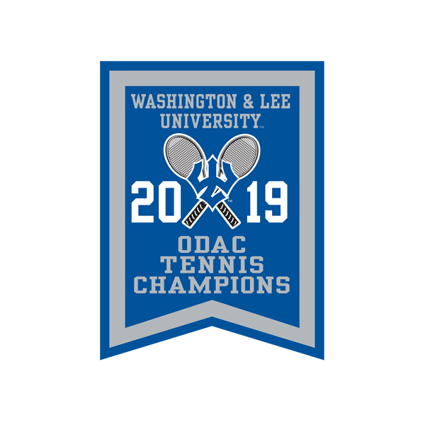 Image For 2019 ODAC Tennis Banner