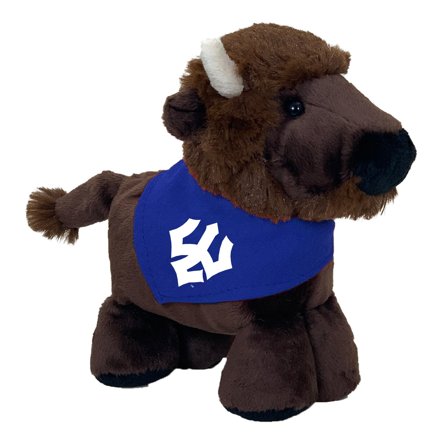 Image For Buffalo Short Stack Plush
