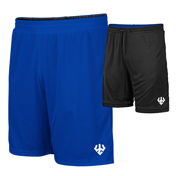 Image For Colosseum Reversible Mesh Short
