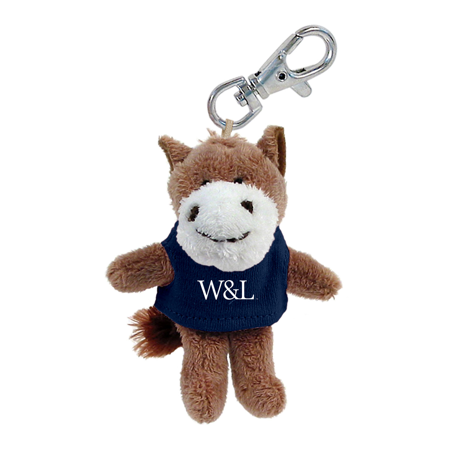 Image For Horse Plush Keychain