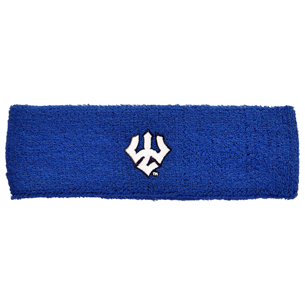 Image For Trident Headband, Royal