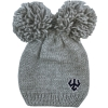 Cover Image for Knit Hat with Faux Fur, Assorted Colors