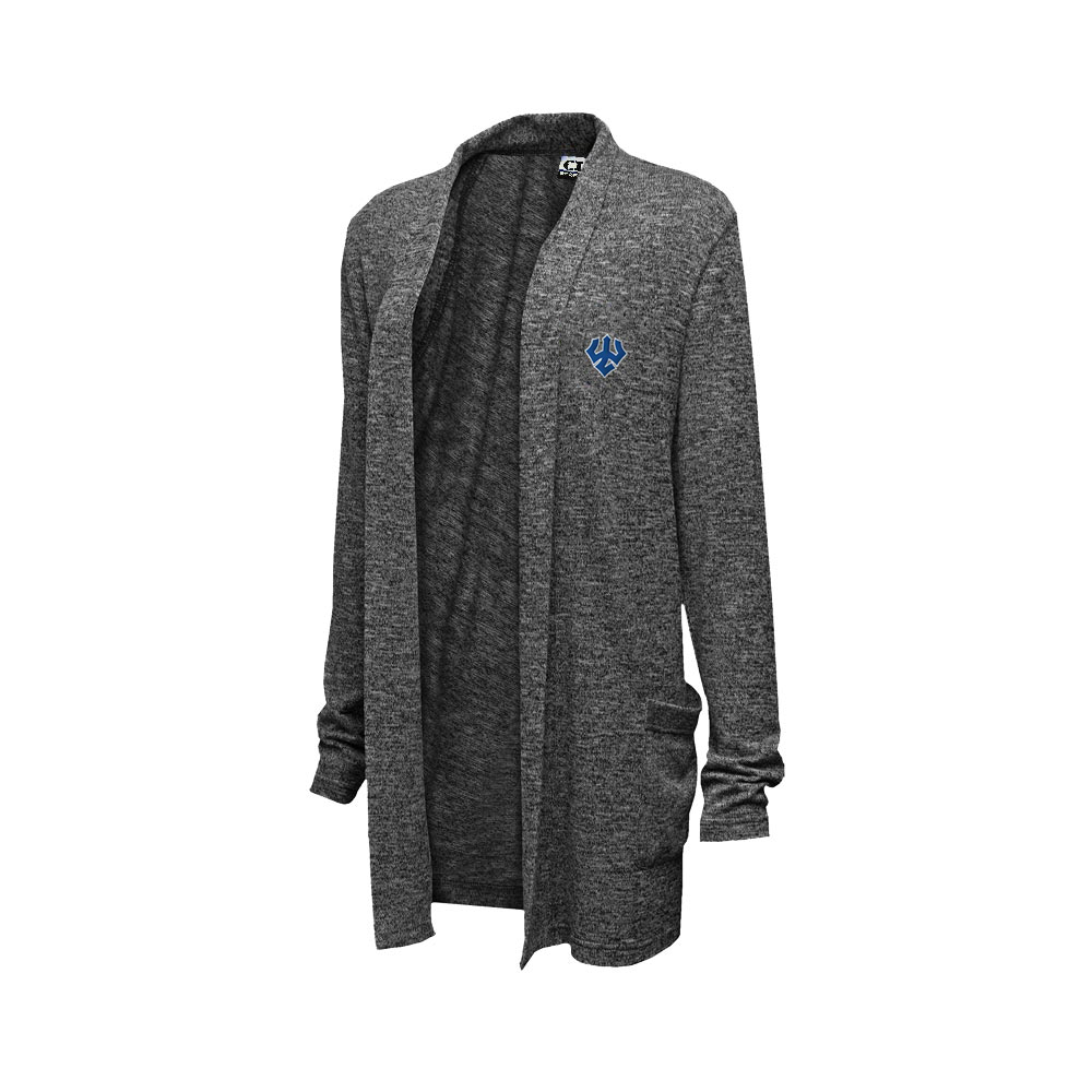 Image For CI Sport Easy Fit Cardigan, Black or Grey